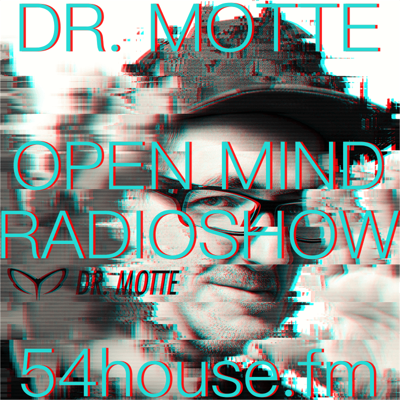 dr.motte open mind radioshow techno music podcast