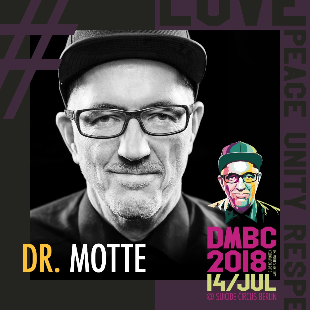 dr. motte birthday celebration 2018 berlin suicide circus