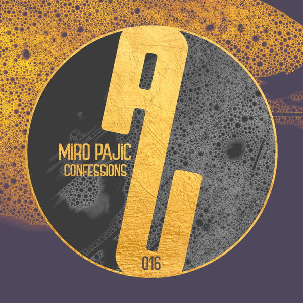 Miro Pajic Confessions EP as usual.music minimal house techno