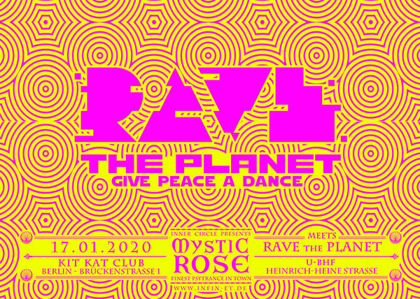 20200117 the mystic rose meets rave the planet dr motte techno berlin kit kat club