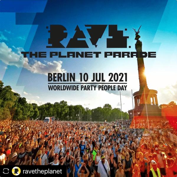 Loveparade 2021 Termin