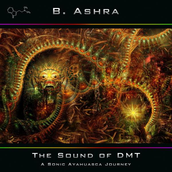 B. Ashra - The Sound Of DMT - Klangwirkstoff Records