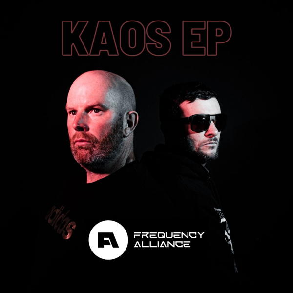 Frequency Alliance Kaos EP KRZM Records techno
