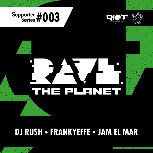 rave the planet supporter release