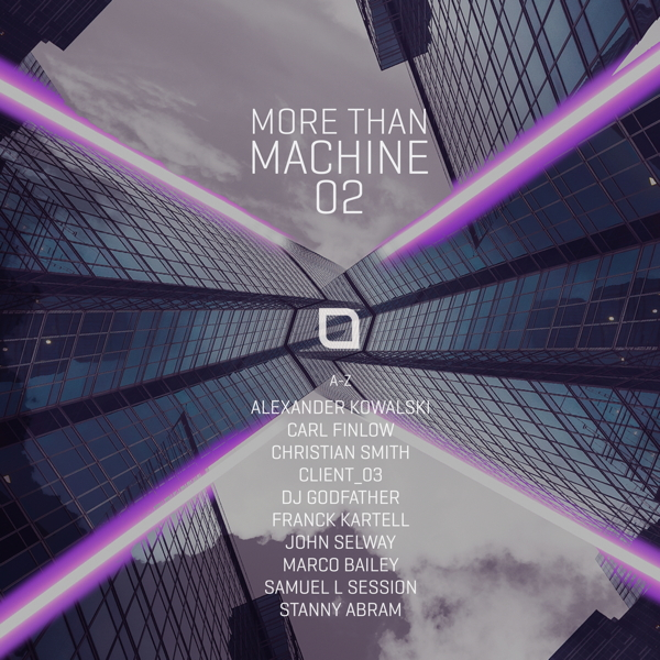 Various Artists More Than Machine 02 on Tronic