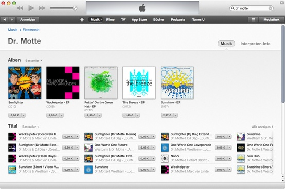OUT NOW: iTunes 11 update @ itunesmusic