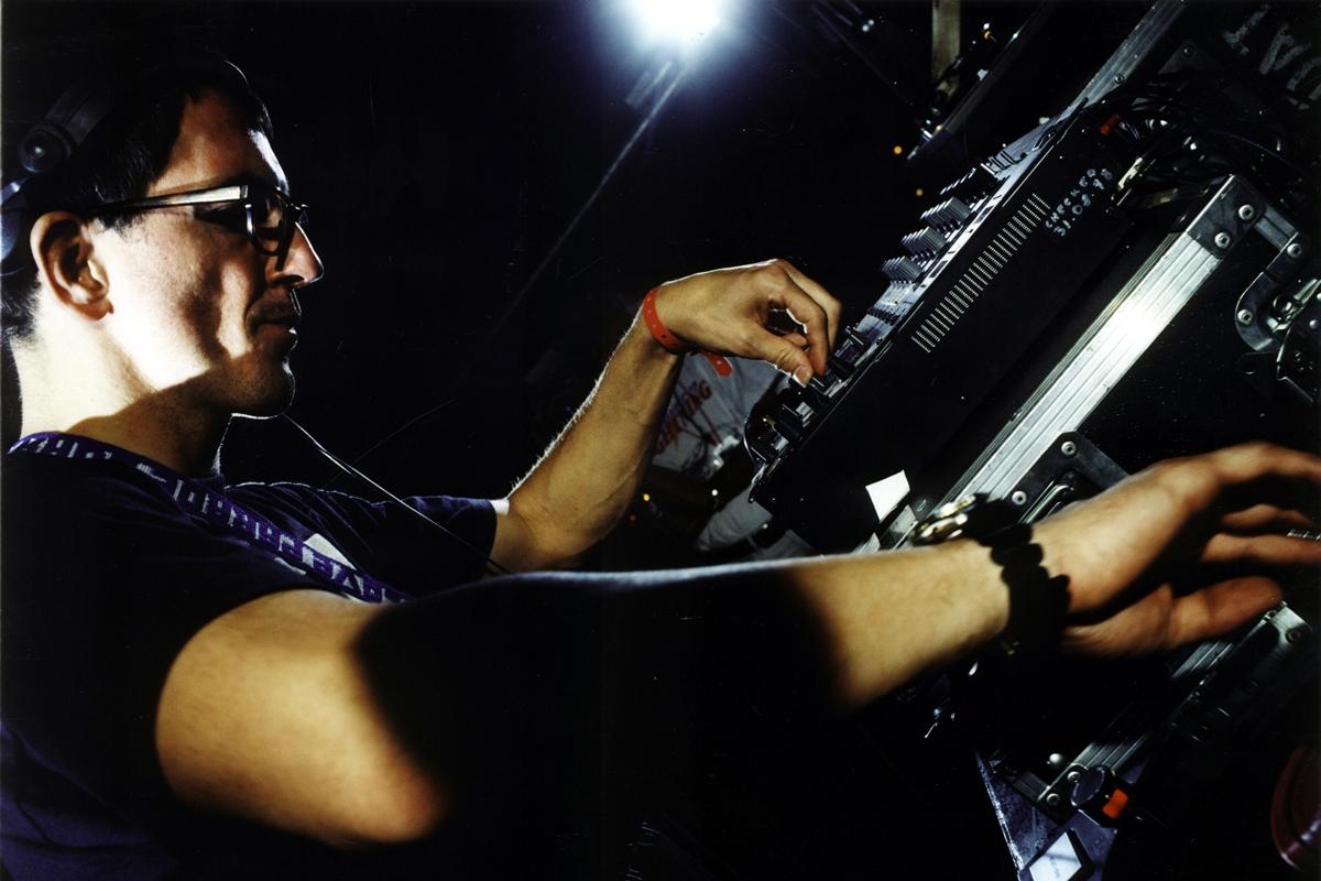 DJ Mix: Dr. Motte @ Loveparade 2001