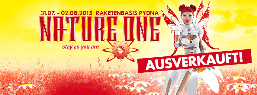 SOLD OUT – Dr. Motte @ Nature One 2015