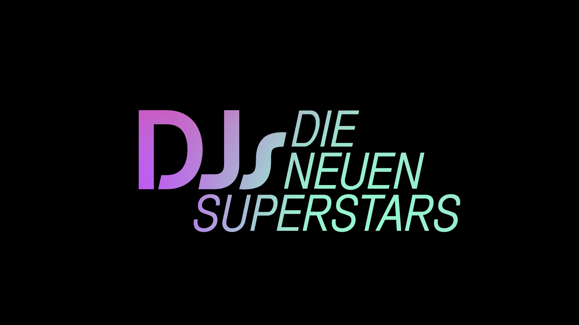 "Oct 3rd: VOX TV Documentary ""DJs – Die neuen Superstars"""