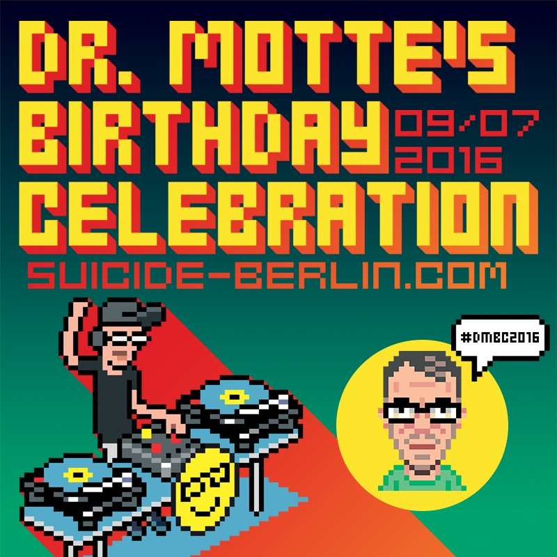 Toby Izui for Dr. Mottes Birthday Celebration July 9th 2016 @tobynation