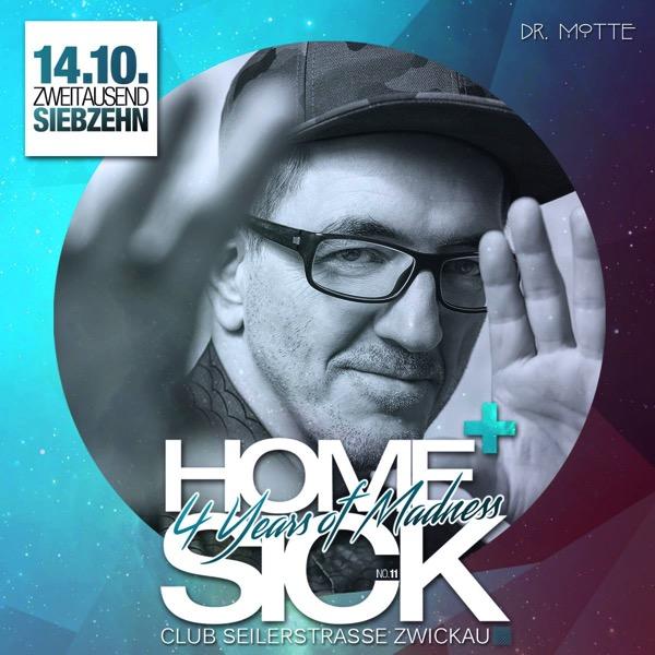 Dr. Motte Homesick Seilerstrasse Zwickau