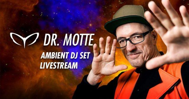 Livestream: Der heilende Klang // Ambient DJ Set